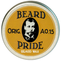 BEARDPRIDE beardwax 28gr