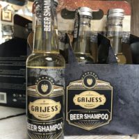 Gaijess Beer Shampoo 250ml