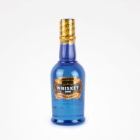 Novon Whiskey shampo Barbiera's blue