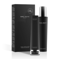 Marc Inbane Baccara set, Natural Tanning Mousse + Black Exfoliator