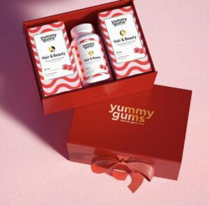 Yummygums box 3x 60st. €79,-