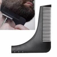 Beard Bro baard kam zwart, voor strakke contouren