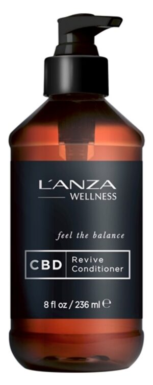 L'anza Wellness CBD Revive conditioner 236ml Veganistisch