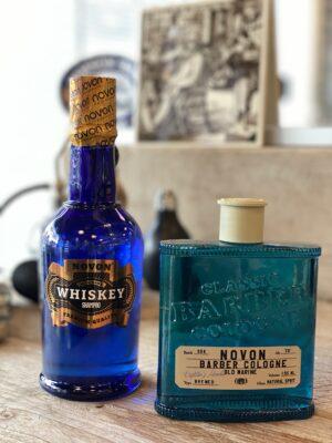 NOVON Men Care Whiskey shampoo & Cologne old marine