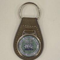 Reuzel by schorem keychain - sleutelhanger
