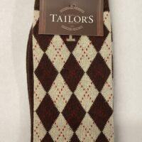 Tailor's Grooming sokken zout maat 43-46
